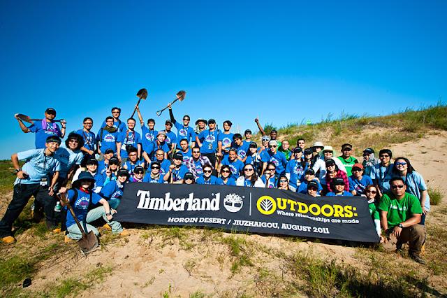 Horqin Timberland Team