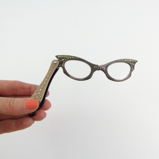 Antique lorgnette