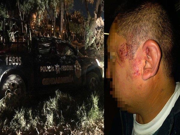 Gendarmeria vs Municipales se dan con todo tras enfrentamiento a balazos en Guanajuato