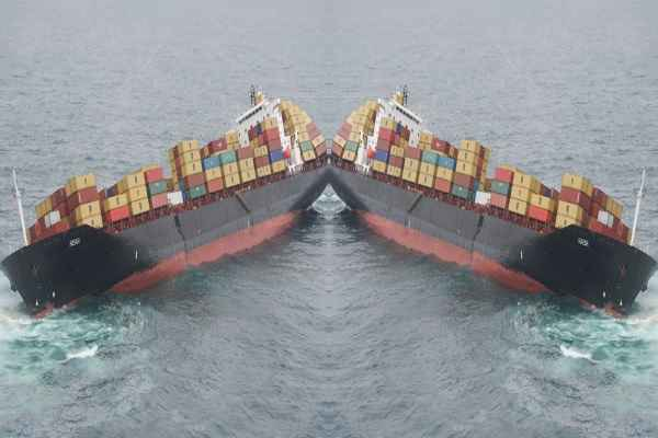 tamil-nadu-kamaraj-port-news-2-cargo-ship-collides