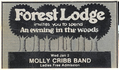 The Forest Lodge band lineup