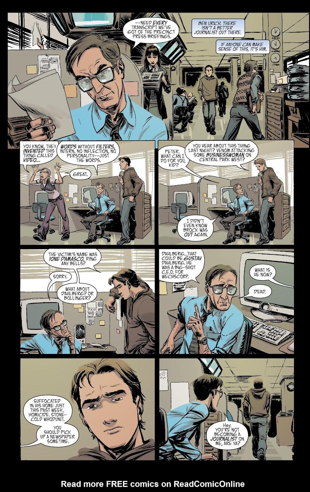 Spider-Man, Peter Parker: Back in Black TPB (Part 3) Page 5