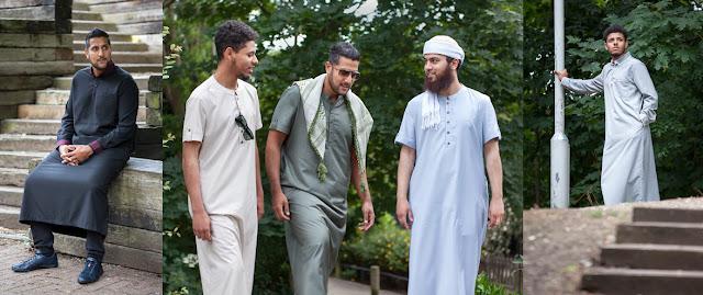 baju muslim pria arab 2017