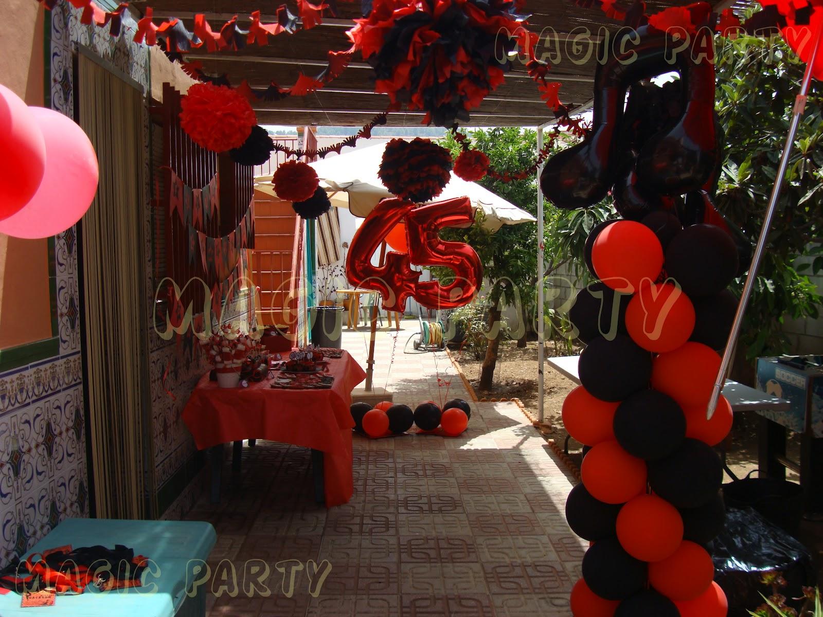 Magic Party Fiesta Michael Jackson
