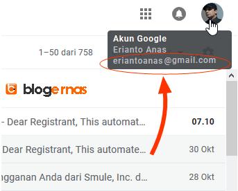 Cara Mengetahui Email Sendiri yang Terlupa