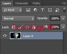 Tutorial Mudah Membuat Typography Text Effect Dengan Photoshop