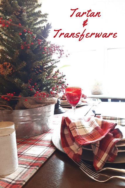 Set the Table - Tartan & Transferware