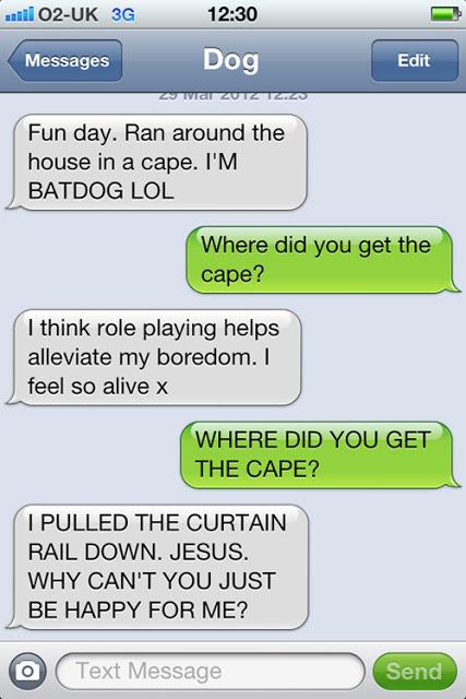 10 Flirty Text Jokes 2