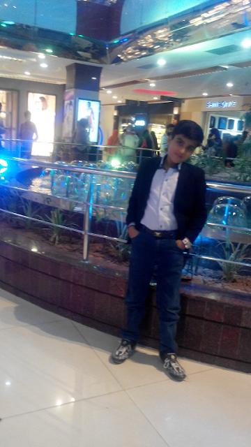 Ammar Imtiaz in Centaurus Mall Islamabad