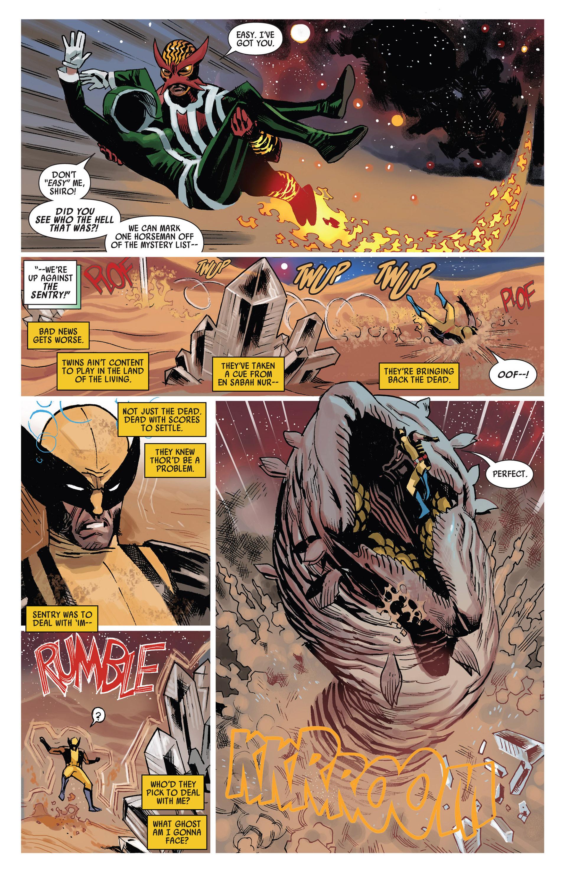 Read online Uncanny Avengers (2012) comic -  Issue #10 - 17