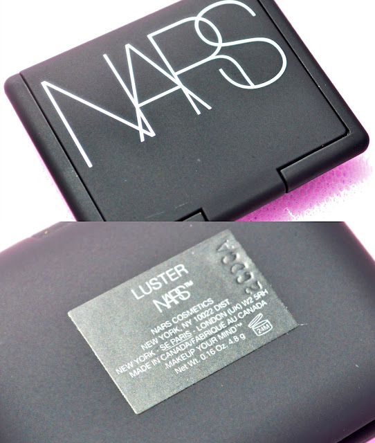 Image of the NARS blusher compact