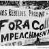 Nova República - Fernando Collor - Questões de Vestibulares