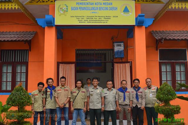 Lowongan Kerja Terbaru Jobs : Tenaga Fasilitator Daerah BPBD Prov Sumatera Utara Lulusan SMA SMK D3 S1