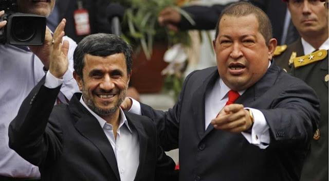 Chávez, el artífice del narcoterrorismo islámico-americano