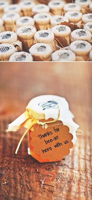 miód ślub, miód rustykalne wesele