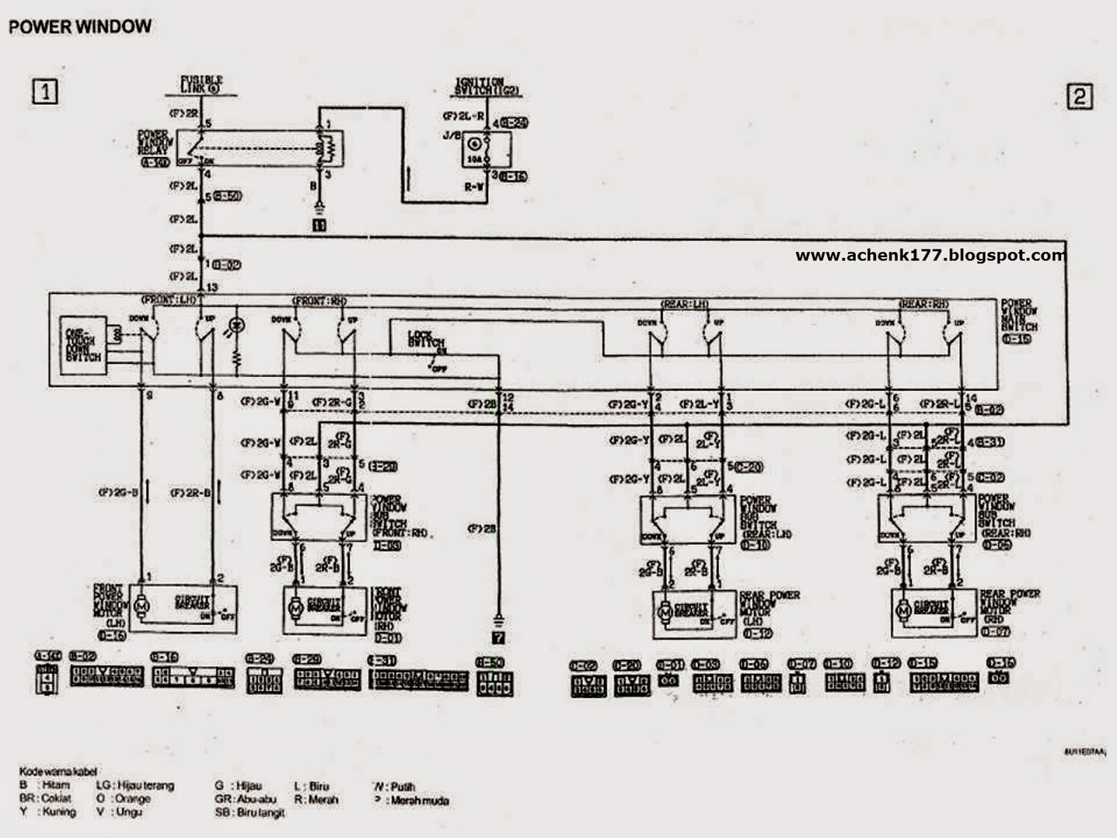 1993 Mitsubishi Ke Light Wiring Diagram Real Electric Fuso Electrical U2022 For 97 Eclipse 2001