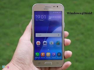 طريقة عمل روت لجهاز Galaxy J2 SM-J200G اصدار 5.1.1