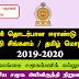 டிப்ளோமா கற்கைநெறி : 2019-2020 - இலங்கை சமூகப்பணிக் கல்லூரி (Sri Lanka School of Social Work)