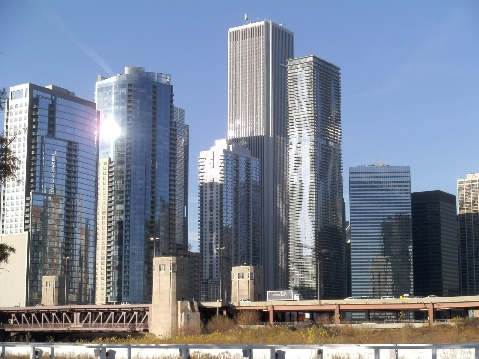 Rheumatologe Skyscrapers In North Korea And Chicago