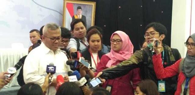 Prabowo Dan Jokowi Akan Berpidato Sesuai Nomor Urut