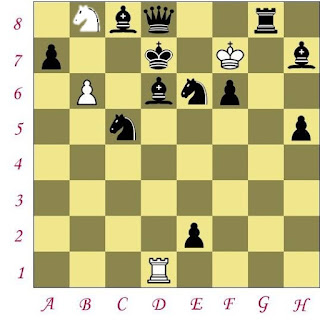 'That' Move to Check Mate The Opponent