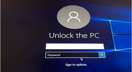 How to hide your name and email address from the login screen in Windows 10?