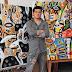 HÍBRIDOS: Individual del artista peruano Marcos Palacios en Polonia