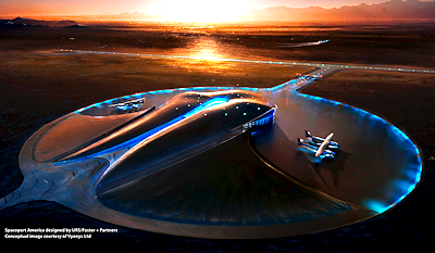 ETs Built Earth's First Airport
