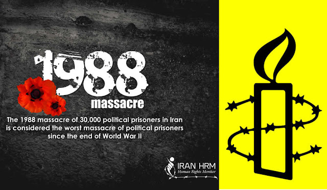 Amnesty International-Iran recently revived calls for justice for 1988 mass extrajudicial executions