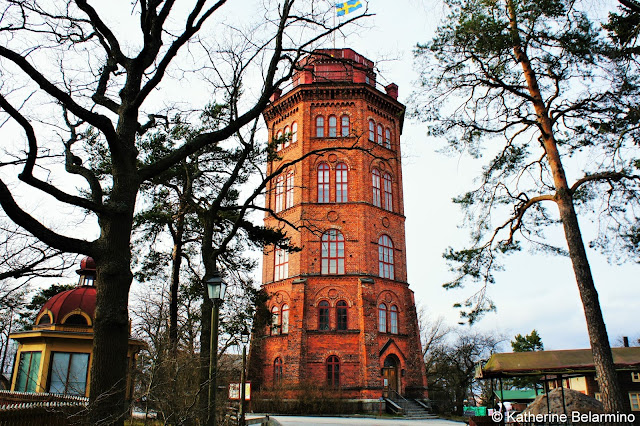 Skansen Hasjo Belfry Things to Do in Stockholm Sweden