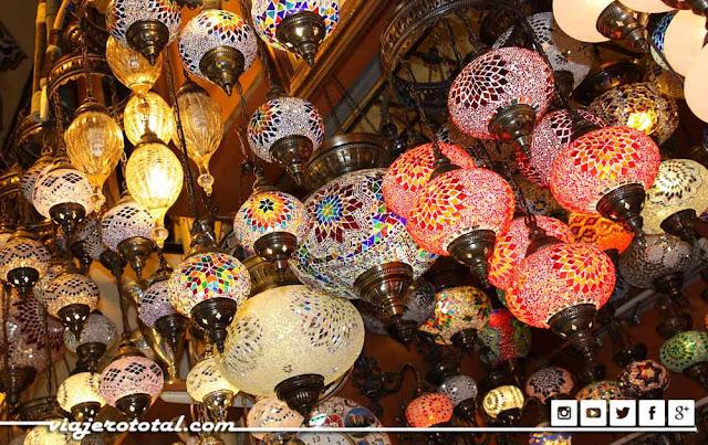 Gran Bazar de Estambul, Turquia