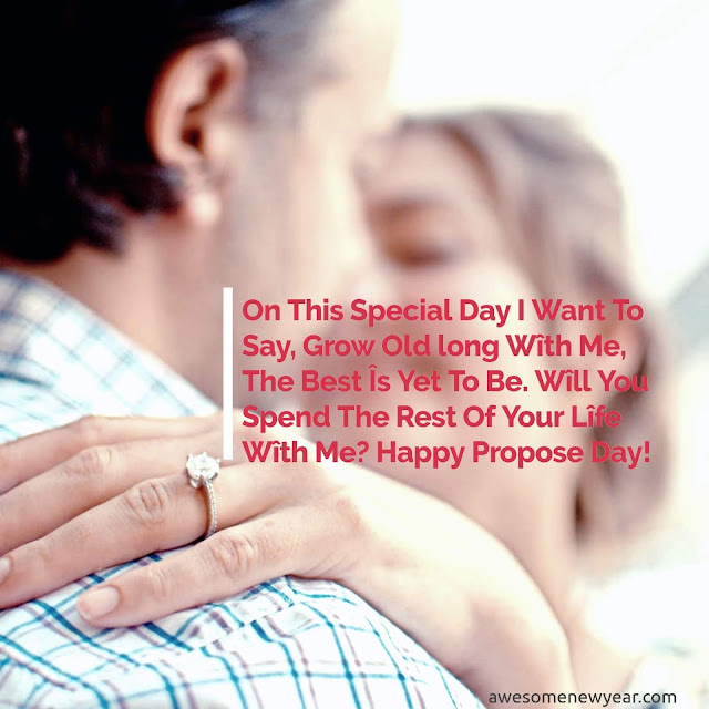 Best Happy Propose Day Quotes