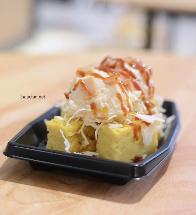 Potato Ham Tamagoyaki - RM11.90