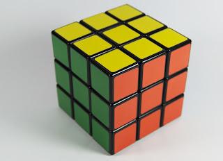 rebuc cube