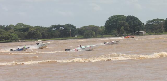 Arrancó el XLV Rally Internacional Nuestros ríos son  Navegables  desde río Apure en San Fernando 2018.