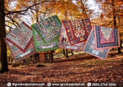 jual sajadah online, jual sajadah batik, 0852-2765-5050