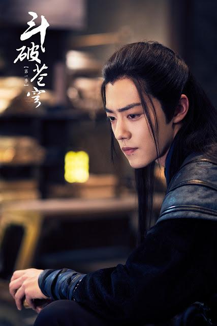 Battle Through The Heavens 2018 Chinese fantasy Xiao Zhan