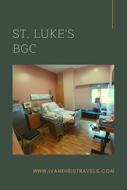 Review of St. Luke's BGC