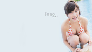 Sano Hinako 佐野ひなこ Photos Collection