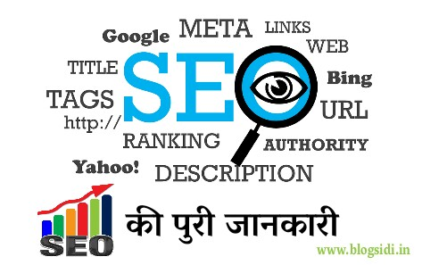 Seo क्या है ? Seo in Hindi for Beginners