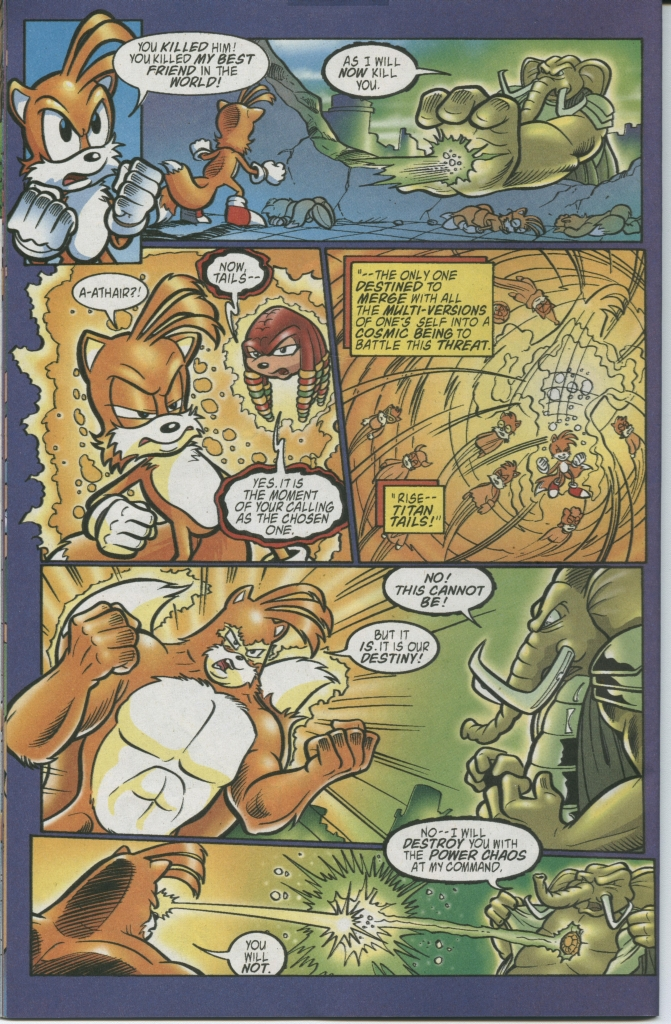Read online Sonic The Hedgehog comic -  Issue #150 - 30