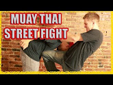 Muay Thai Self Defense