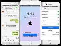 BBM Like iOS 3.3.1.24 Iphone  Theme APK MOD New Feature