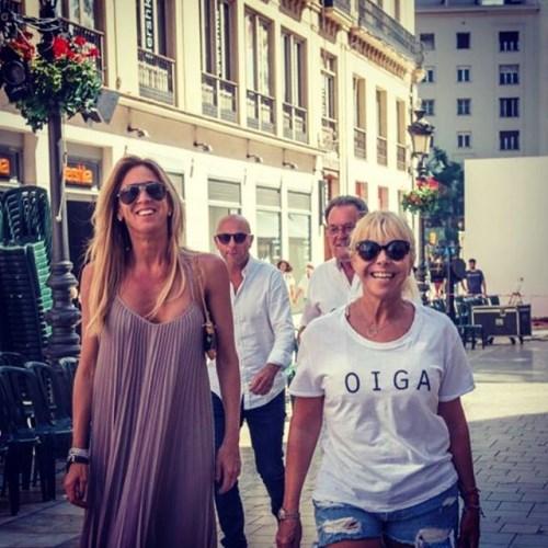 Claudia Villafañe debuta como empresaria de moda