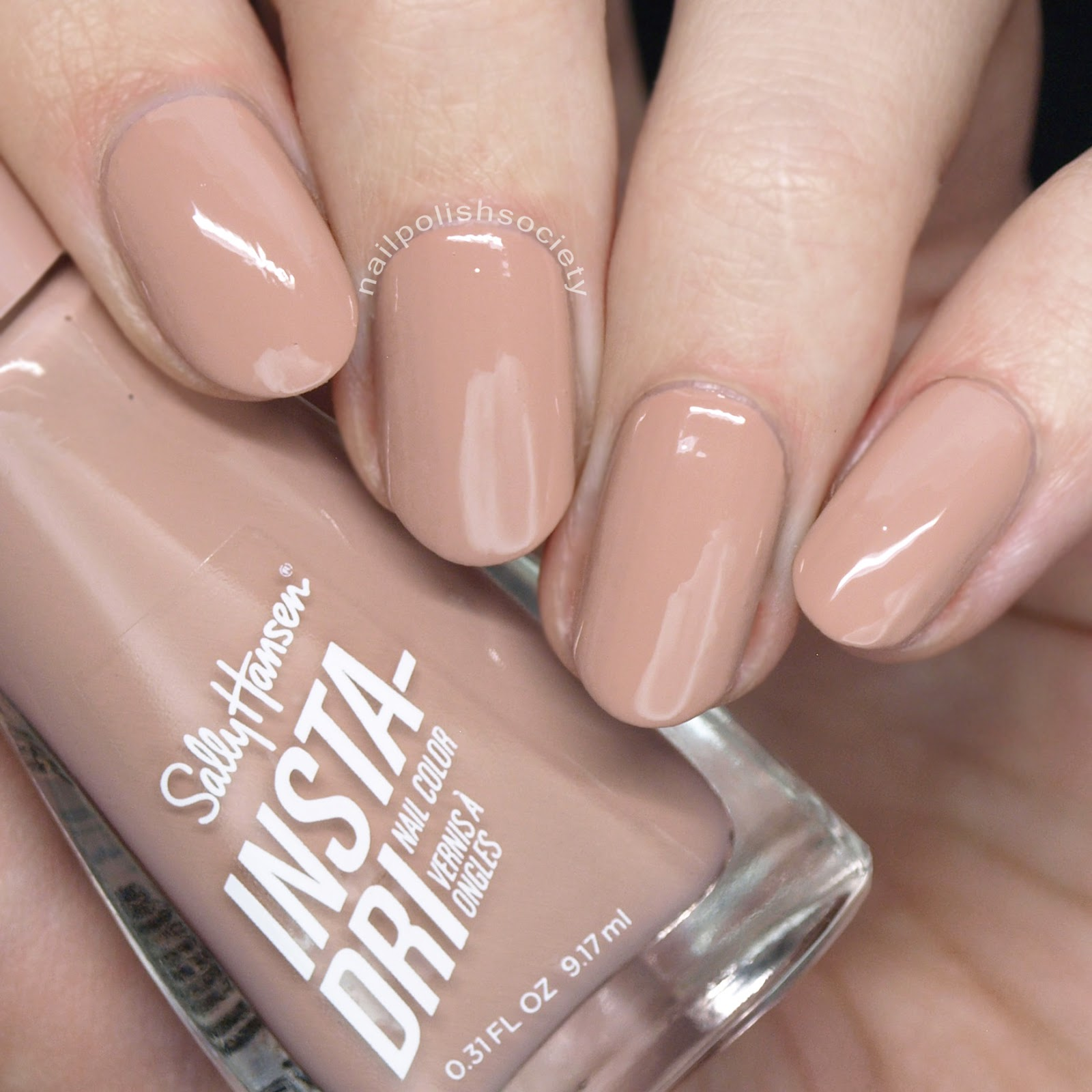 Nail Polish Society: Sally Hansen Insta-Dri (16 New Shades)