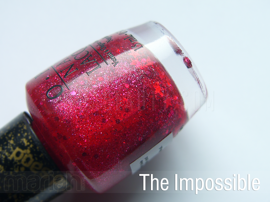OPI Mariah Carey The Impossible