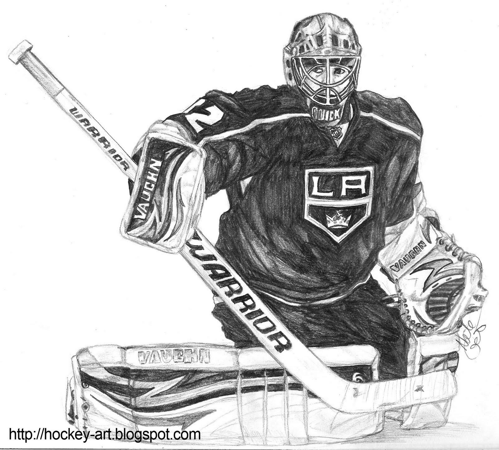 Hockey in art: April 2011