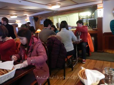 Sampo, Icebreaker, 破冰船, 午餐, lunch