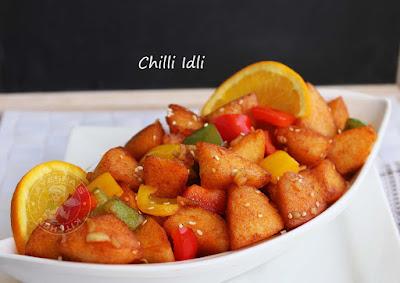 idli recipe snack with idli chilli idli leftover idli recipe ayeshas kitchen veg recipes south indian breakfast recipes