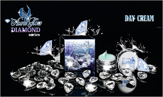 Day Cream Aura Glow Diamond Series